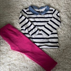 Girls Gap Outfit -size 3T